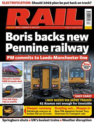 Rail Issue 885