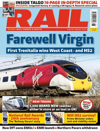 Rail Issue 886