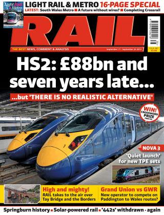 Rail Issue 887