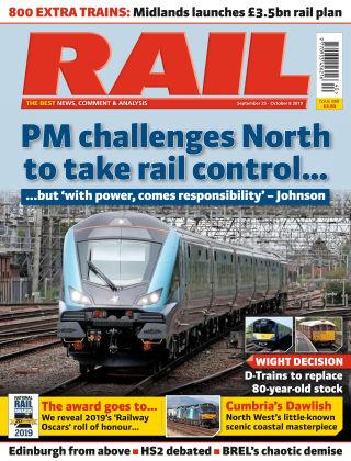 Rail Issue 888