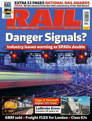 Rail Issue 889