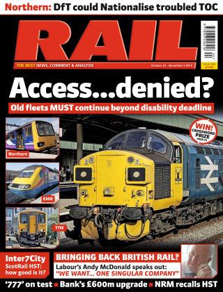 Rail Issue 890