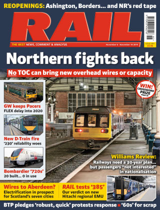 Rail Issue 891