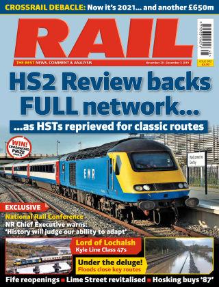 Rail Issue 892