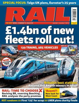 Rail Issue 893