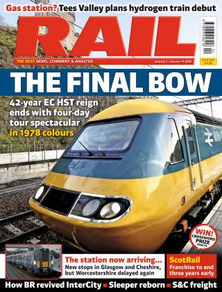 Rail Issue 895