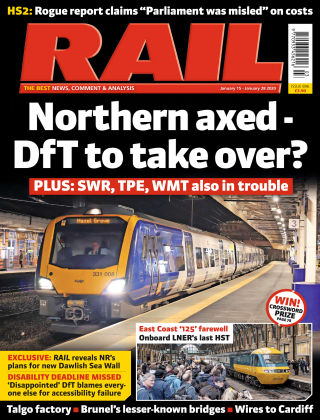Rail Issue 896