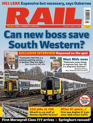 Rail Issue 897