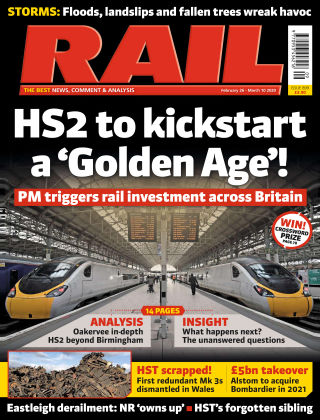 Rail Issue 899