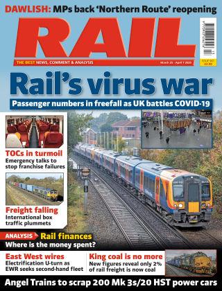 Rail Issue 901