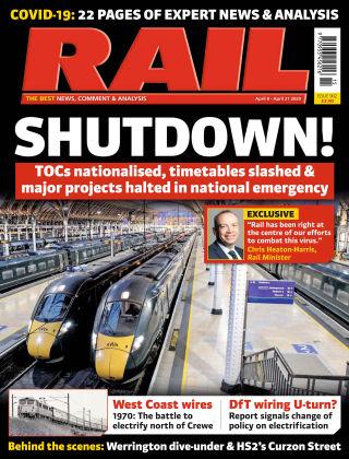 Rail Issue 902