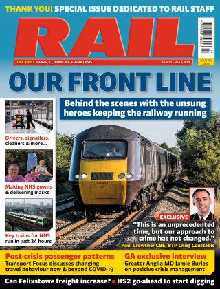 Rail Issue 903