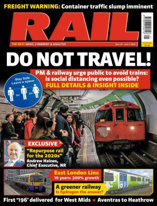 Rail Issue 905