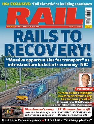 Rail Issue 906