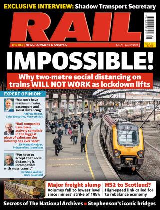 Rail Issue 907