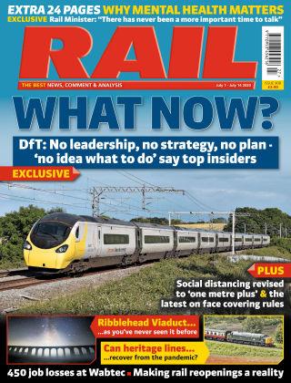 Rail Issue 908
