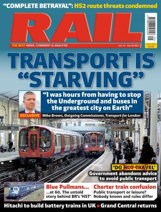 Rail Issue 909