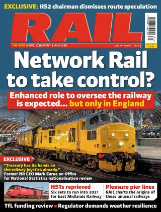 Rail Issue 910