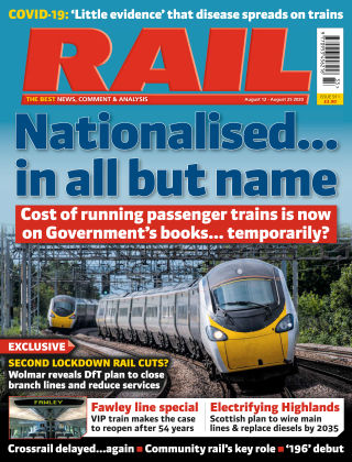 Rail Issue 911