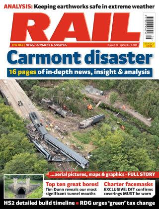 Rail Issue 912