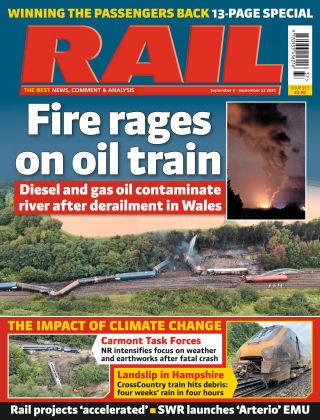 Rail Issue 913