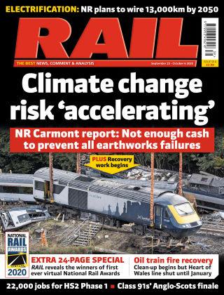 Rail Issue 914