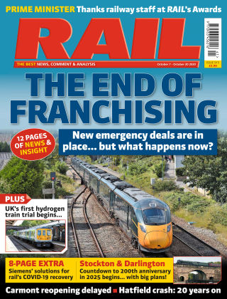 Rail Issue 915