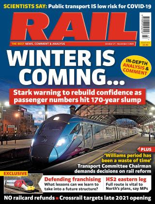 Rail Issue 916