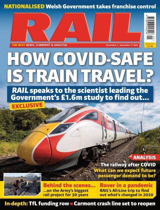 Rail Issue 917