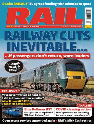 Rail Issue 918