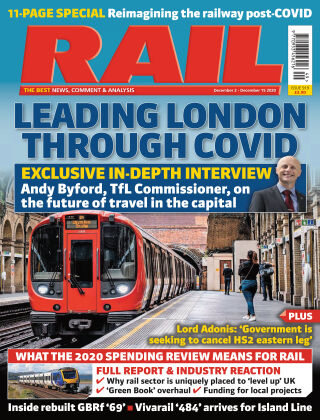 Rail Issue 919