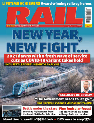 Rail Issue 922