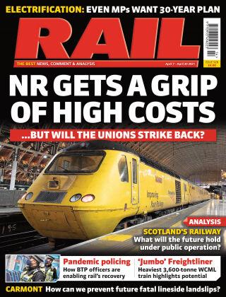 Rail Issue 928