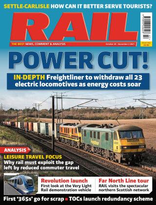 Rail Issue 942