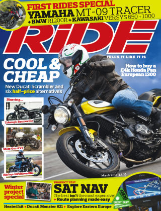 RiDE March 2015