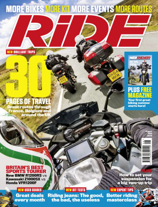RiDE August 2015