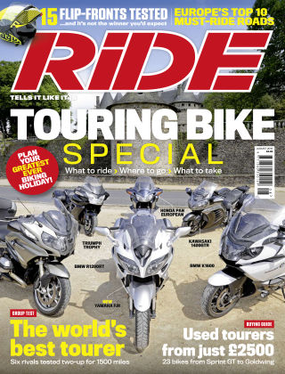 RiDE August 2016
