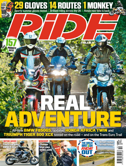 RiDE August 15, 2018 00:00