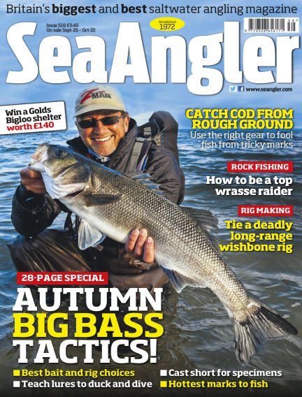 Sea Angler September 25, 2014 00:00