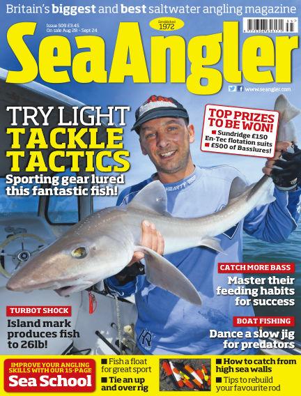 Sea Angler August 28, 2014 00:00