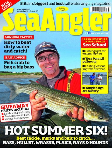 Sea Angler July 31, 2014 00:00