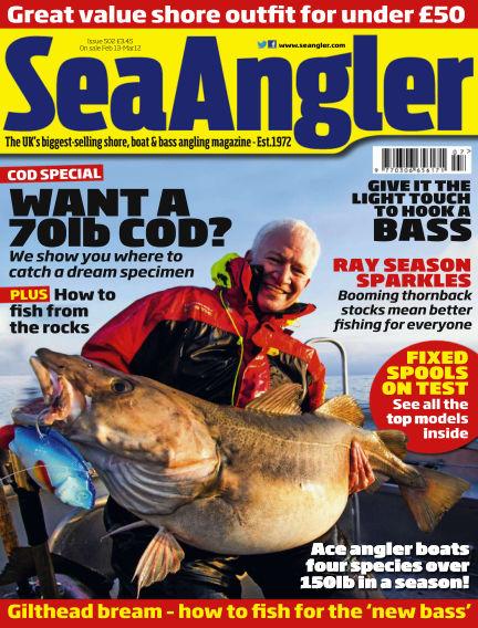 Sea Angler February 13, 2014 00:00