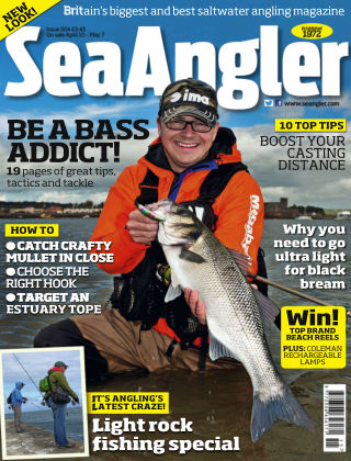 Sea Angler May 7, 2014