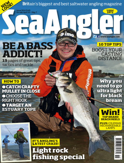 Sea Angler April 10, 2014 00:00