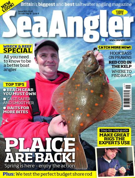 Sea Angler May 08, 2014 00:00