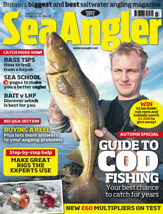 Sea Angler November 19, 2014