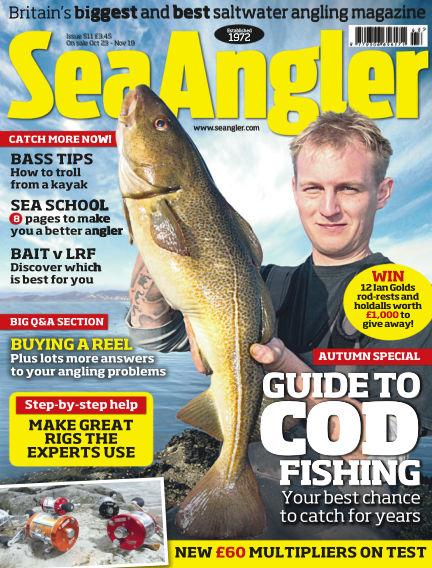 Sea Angler October 23, 2014 00:00