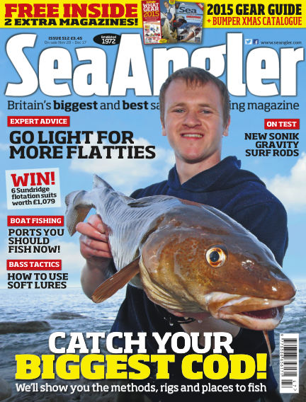 Sea Angler November 20, 2014 00:00