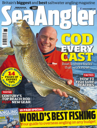 Sea Angler January 14, 2015