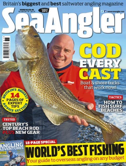 Sea Angler December 18, 2014 00:00